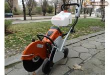 Моторен ъглошлайф Stihl TS 800 на количка