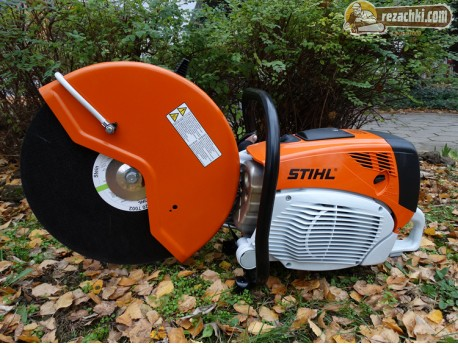 Моторен ъглошлайф / фугорез Stihl TS 800