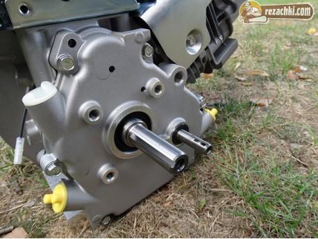 Двигател Briggs and Stratton 5.5 к.с. с два вала