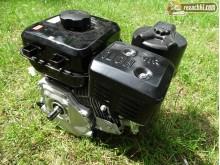 Двигател Gardenia 170F 7 к.с. вал на шлици