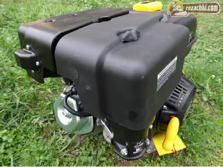 Двигател за мотоблок, мотокултиватор Lifan 177F-B