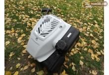 Двигател Loncin EVC 200.1 3.5 Hp вертикален вал