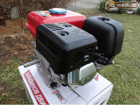 Двигател за мотофреза 6.5 Hp Mega Тools