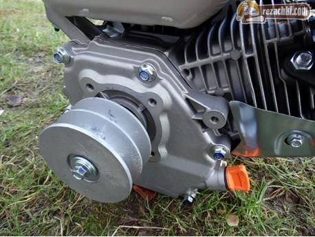 Бензинов двигател с шайба Gardenia Profi 7 к.с.