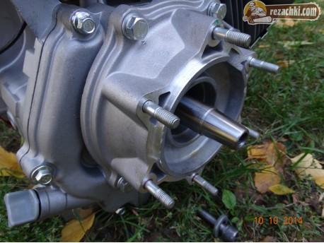 Двигател за мотофреза, мотокултиватор  SUMEC SPE 280