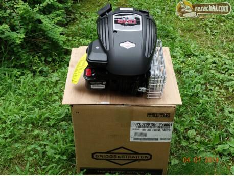 Двигател за мотофреза Briggs & Stratton Series 500 4 к.с.