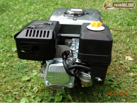 Двигател за мотофреза, мотокултиватор Genata GT168FB