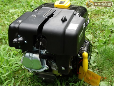 Двигател за мотофреза, мотокултиватор Wiltec 6.5