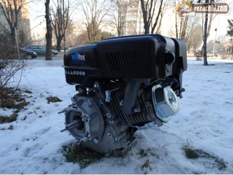 Двигател за мотофреза, мотокултиватор  Wiltec 177F-B конус