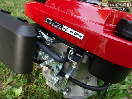 Двигател вертикален вал Loncin 3.7 к.с