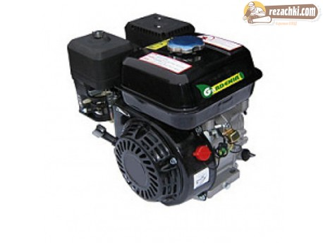 Бензинов двигател за мотокултиватор LT 240 - 8 к.с.