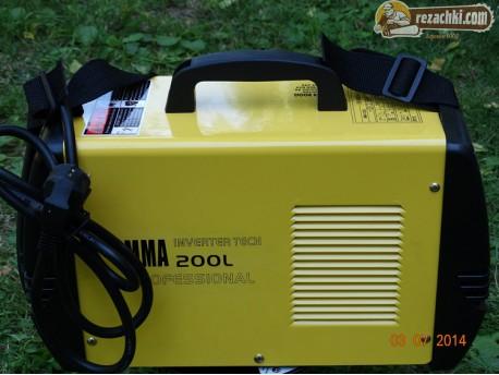 Инверторен електрожен MMA200L