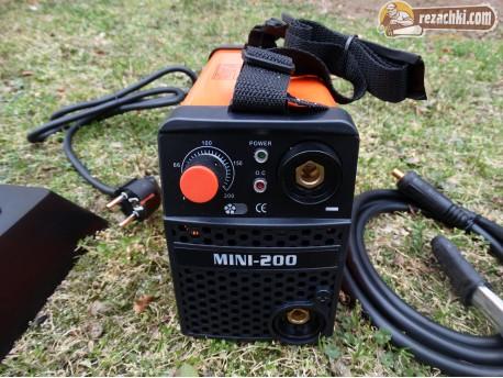 Електрожен инверторен SUPER MINI 200 A