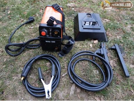 Електрожен инверторен SUPER MINI 180 A
