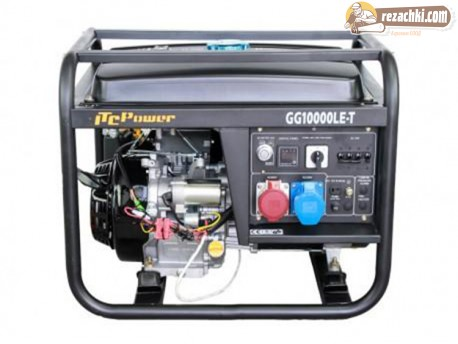 Генератор за ток трифазен GG 10000 LE/Т 10.3 kVА