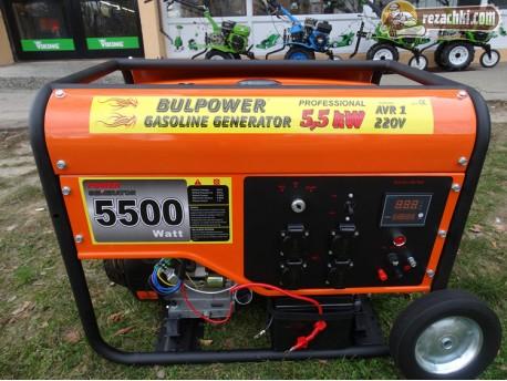 Генератор за ток 5.5 електрически стартер