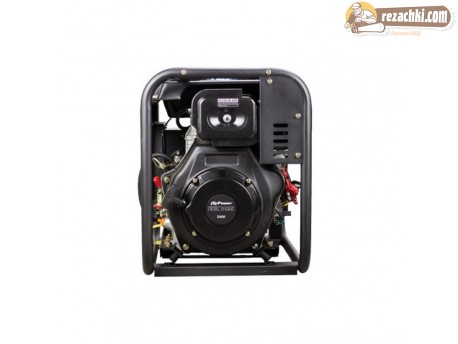 Генератор за ток трифазен дизелов DG 7800 LE/Т- 7.9 kVА, ел. стартер