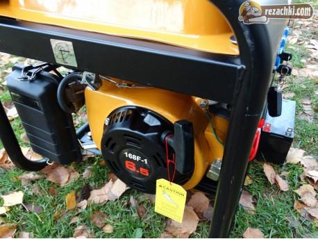 Генератор за ток с ел. стартер и дистанционно 2.8 kW