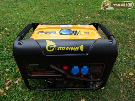 Генератор за ток Gardenia LT3600S 2.8 kW