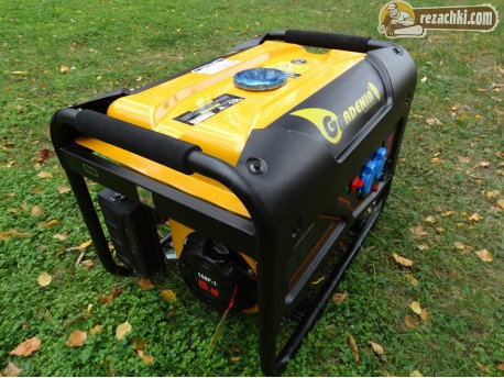 Генератор за ток Gardenia LT 3600 S 2.8 kW