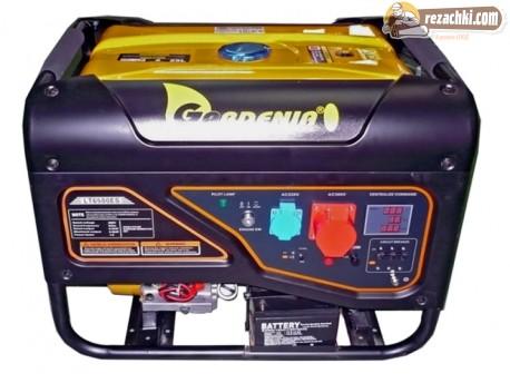 Генератор трифазен Gardenia LT 6500 ЕS3 5.5 kW ел. старт