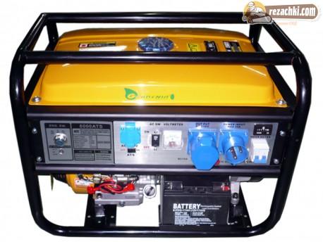 Генератор за ток LT 8000 EB-ATS - автоматичен старт