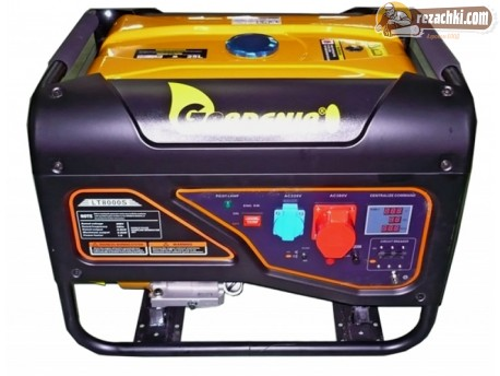 Генератор трифазен Gardenia LT 8000 S3 6.5 kW