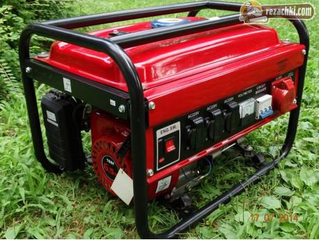 Генератор за ток Bulpower 3000 - 2 кВт - трифазен