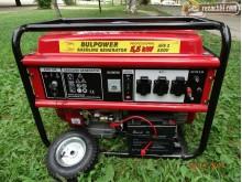 Генератор за ток Bulpower 5.5 ел. стартер