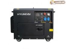 Генератор за ток дизелов обезшумен HYUNDAI DHY6000 SE - 5.3 kW, ел. стартер