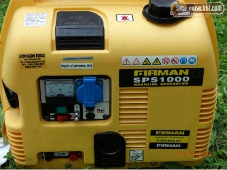 Генератор за ток Firman SPS 1000