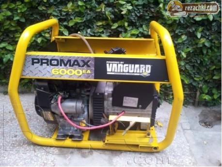 Генератор за ток ProMax 6000-EA Briggs & Stratton