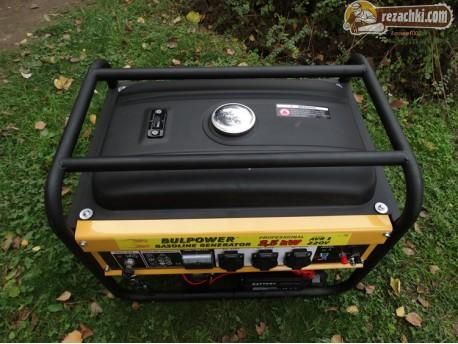 Генератор за ток с дистанционно и ел. стартер Bulpower 3.5 kW