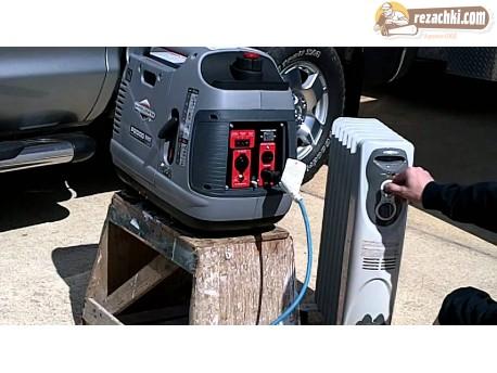 Инверторен генератор за ток Briggs and Stratton P2000