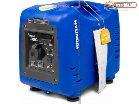 Инверторен генератор за ток HYUNDAI HY1000 SI - 1 кW
