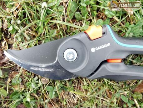 Лозарска ножица Gardena Comfort M с наковалня