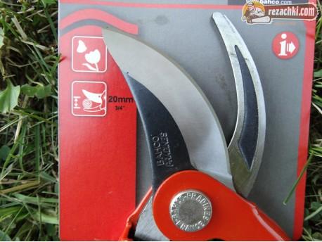 Лозарска ножица Bahco - нормални дръжки