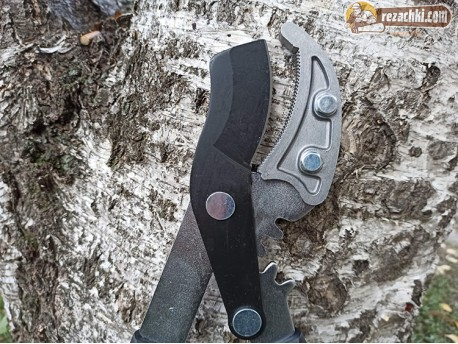 Ножица за клони гилотина алуминиева 77 см Handy