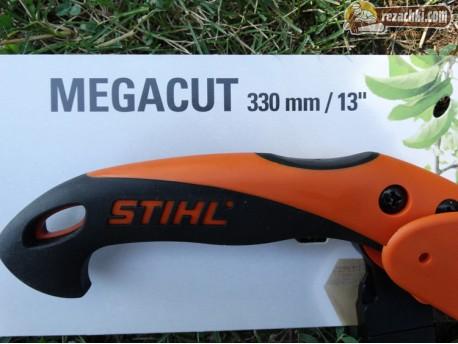 Ръчен трион за кастрене на клони Stihl MEGACUT