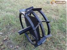 Метални колела к-т на шестограм 24 мм O-MAC
