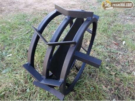 Метални колела к-т на шестограм O-MAC