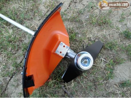 Комби инструмент Щил - Stihl FS-KM с двустранен нож