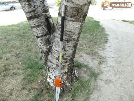 Комби инструмент - кастрачка Stihl HT-KM