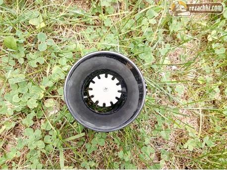 Дюза за моторна пръскачка 3WF-3