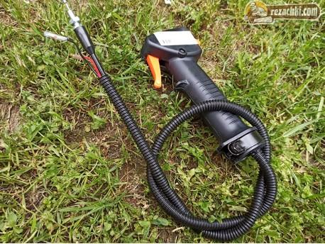 Дръжка / ръкохватка за газта за моторна коса