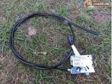 Дръжка за газ с жило за мотофреза 1.80 м