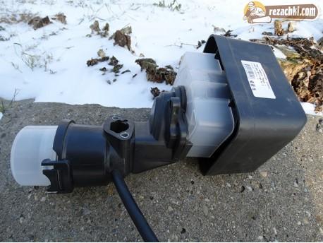 Въздушен филтър с маслена вана за двигател 5.5 / 6.5 / 7 к.с.