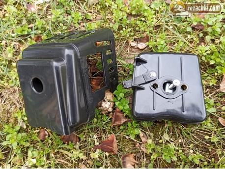 Филтърна кутия с филтър за моторна коса
