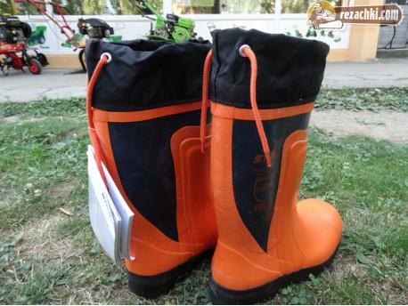 Гумени ботуши, защита от срязване Stihl Economy