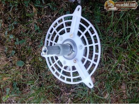 Помпа метална, нагнетателна за моторна пръскачка